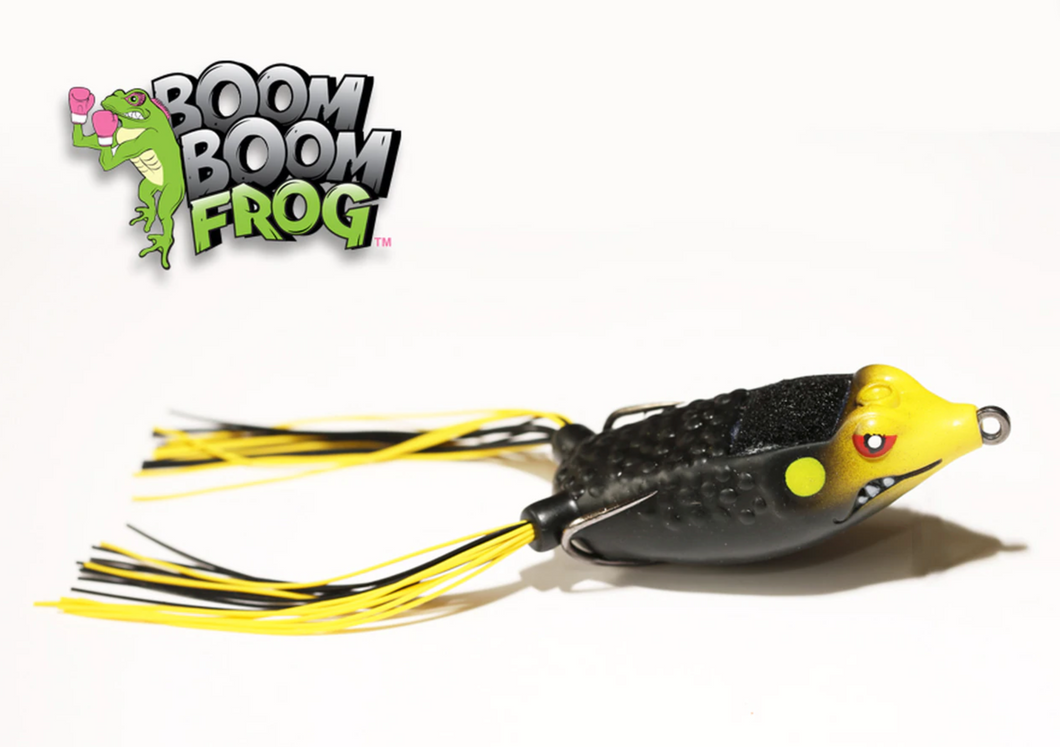 Boom Boom Frog - Dirty Bird