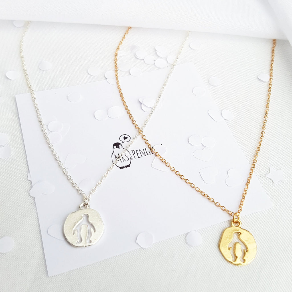Mrs Penguin 'Little Penguin' Necklace - Mrs-Penguin.com