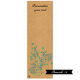 Standard - Personalized Cork Yoga Mat (Eco-Friendly)