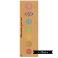 Extra Soft - Personalized Cork Yoga Mat (100% Natural)