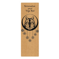 Travel - Personalized Cork Yoga Mat (Eco-Friendly)