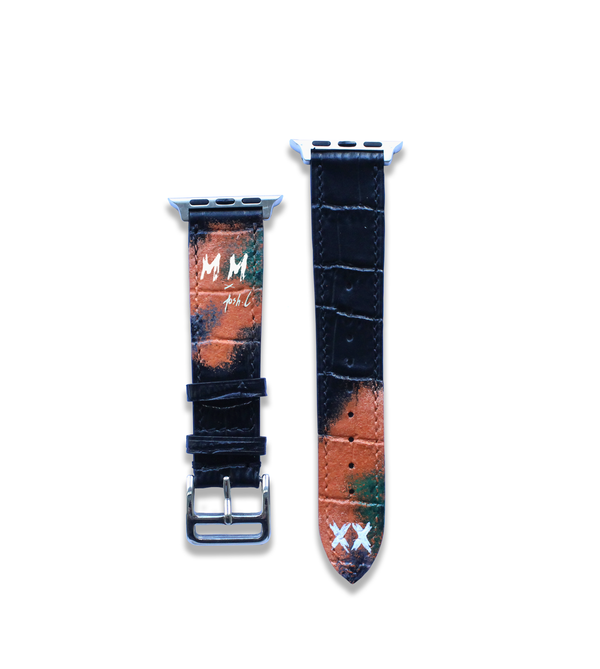 """dIFFERENt"" Croco Watch Strap (38/40mm)"
