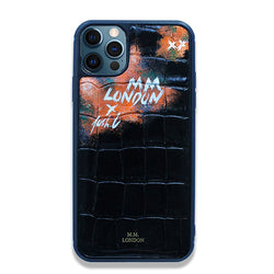"""dIFFERENt"" Croco iPhone Case"