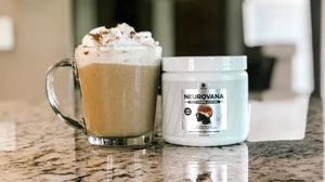 Nootropic Pumpkin Spice Latte with Collagen