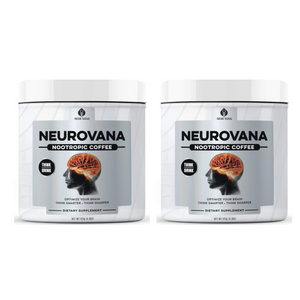 TWO Neurovana Nootropic Coffee: Save $22!