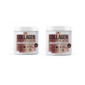 TWO Collagen Powder - [$33.49 each - Save 12%]