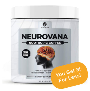 [Upgrade Ultimate] TWO Neurovana Nootropic Coffee: Save $22!