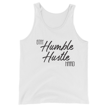 Load image into Gallery viewer, Stay Humble Hustle Hard Unisex  Tank Top