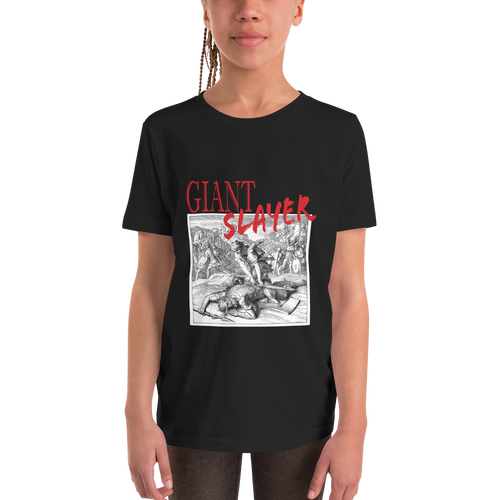 Giant Slayer Unisex Youth Short Sleeve T-Shirt
