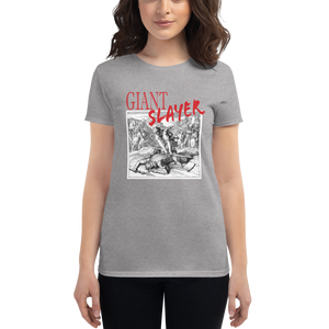 Giant Slayer Women's short sleeve t-shirt