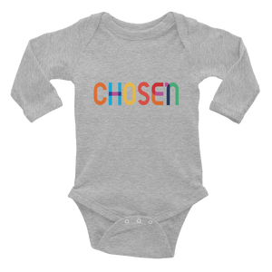 CHOSEN Infant Long Sleeve Bodysuit