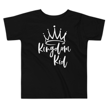 Load image into Gallery viewer, Kingdom Kid Toddler Short Sleeve Tee