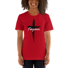 Load image into Gallery viewer, Forgiven Short-Sleeve Unisex T-Shirt