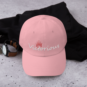 Crowned Victorious Dad Hat