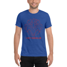 Load image into Gallery viewer, Lion of Judah Red unisex short sleeve t-shirt