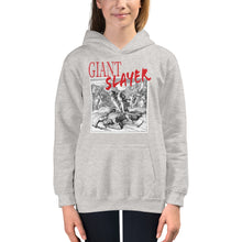 Load image into Gallery viewer, Giant Slayer Kids Unisex Hoodie