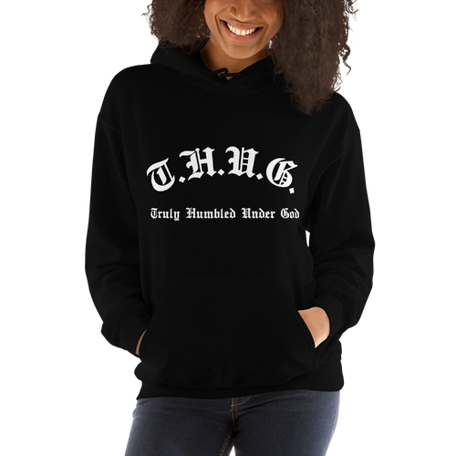 T.H.U.G Hooded Sweatshirt