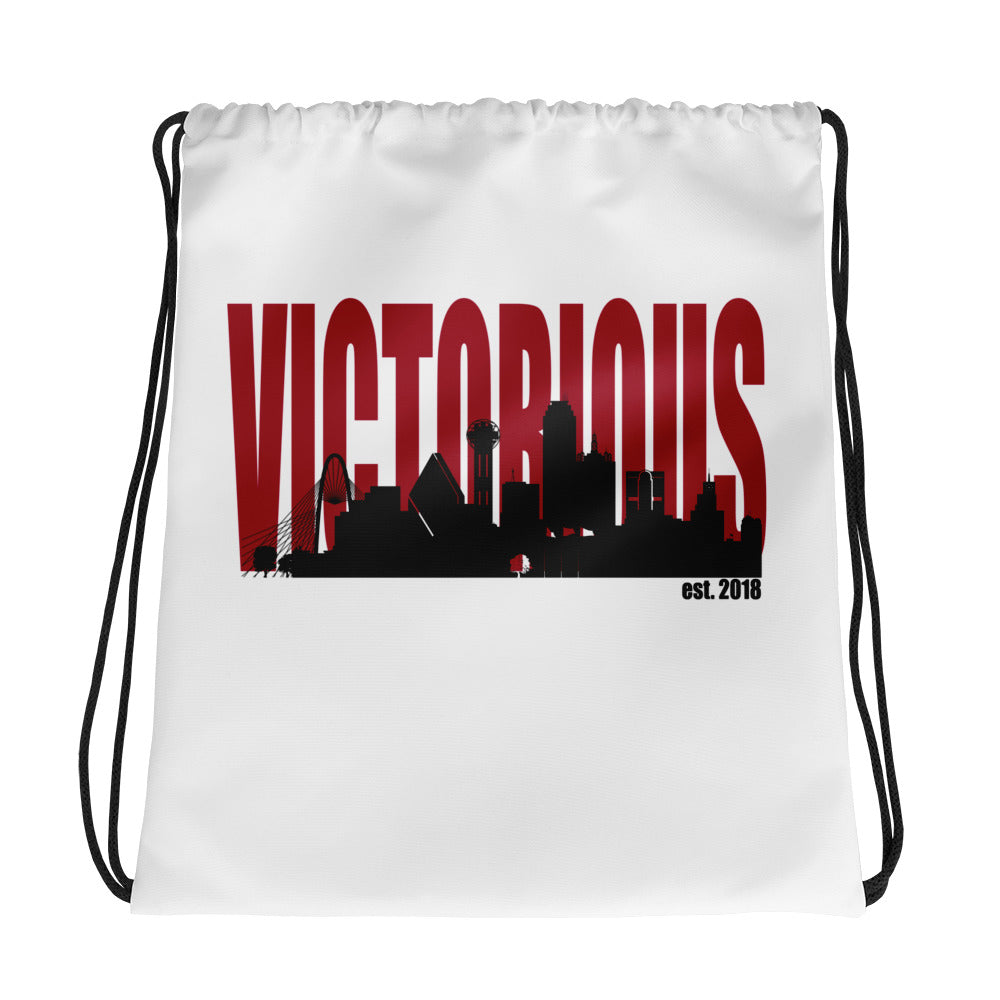 Victorious Est. Drawstring bag