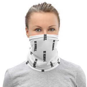 BE HUMBLE. Neck Gaiter