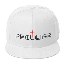 Load image into Gallery viewer, Peculiar Snapback Hat