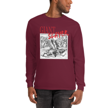 Load image into Gallery viewer, Giant Slayer Long Sleeve Unisex T-Shirt