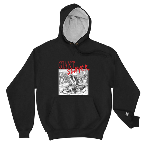 Giant Slayer Unisex Champion Hoodie