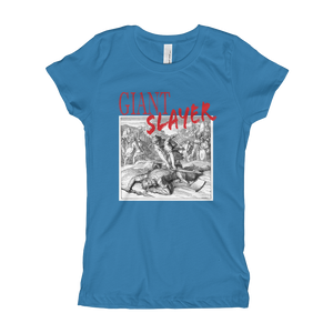 Giant Slayer Girl's T-Shirt