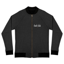 Load image into Gallery viewer, Humble Hustler Bomber Jacket