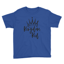 Load image into Gallery viewer, Kingdom Kid - Youth Short Sleeve T-Shirt
