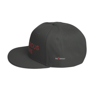 Victorious Attire Snapback Hat