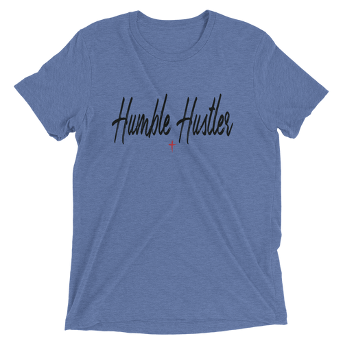 Humble Hustler Unisex short sleeve t-shirt