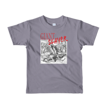 Load image into Gallery viewer, Giant Slayer Short sleeve kids t-shirt