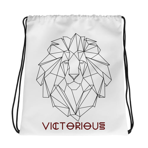 Lion of Judah Drawstring bag