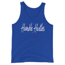 Load image into Gallery viewer, Humble Hustler Unisex Tank Top