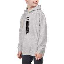 Load image into Gallery viewer, BE HUMBLE. Kids Unisex Hoodie