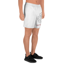 Load image into Gallery viewer, Victorious Geo Lion Men's Athletic Long Shorts