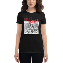 Load image into Gallery viewer, Giant Slayer Women's short sleeve t-shirt