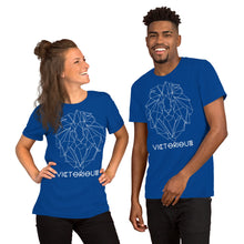 Load image into Gallery viewer, Lion of Judah- Short-Sleeve Unisex T-Shirt