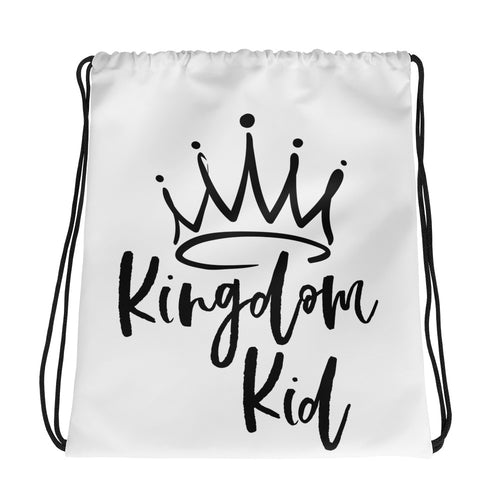 Kingdom Kid - Drawstring bag