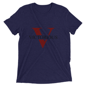 Victorious Crest Short Sleeve Unisex t-shirt