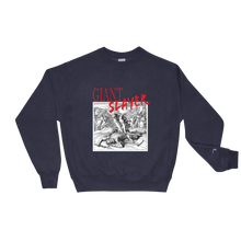 Load image into Gallery viewer, Giant Slayer Unisex Champion Sweatshirt
