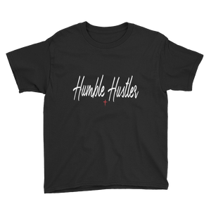 Humble Hustler Youth Short Sleeve T-Shirt