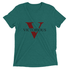 Load image into Gallery viewer, Victorious Crest Short Sleeve Unisex t-shirt