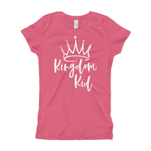 Load image into Gallery viewer, Kingdom Kid Girl's T-Shirt