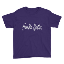 Load image into Gallery viewer, Humble Hustler Youth Short Sleeve T-Shirt