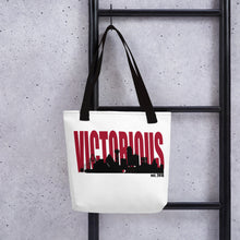 Load image into Gallery viewer, Victorious Est. Tote bag