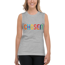Load image into Gallery viewer, CHOSEN Unisex Muscle Shirt