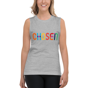 CHOSEN Unisex Muscle Shirt