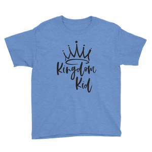 Kingdom Kid - Youth Short Sleeve T-Shirt
