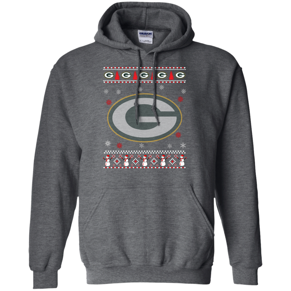Green Bay Packers Ugly Christmas Sweater Nfl Fan Gift Hoodie